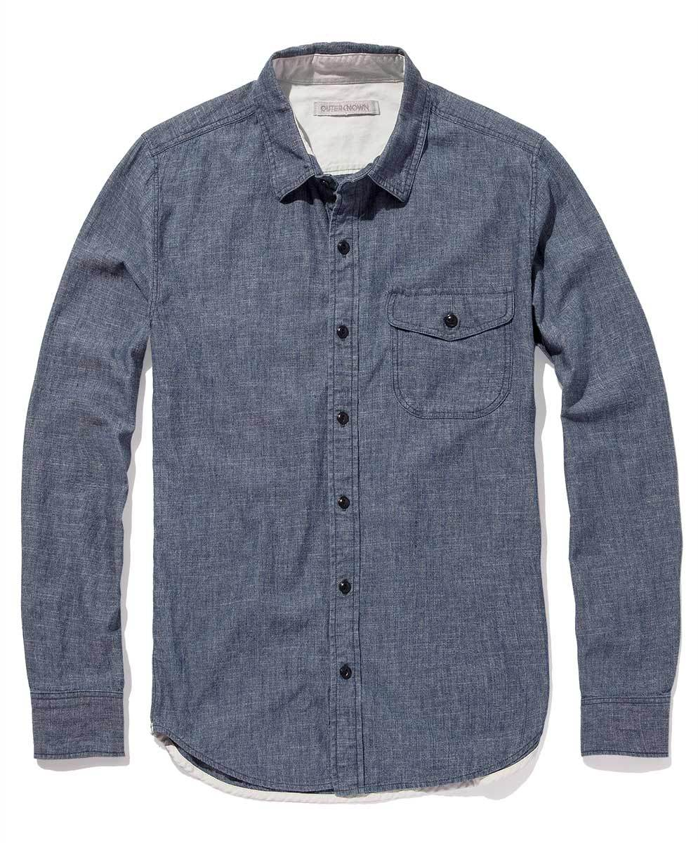 OUTERKNOWN - tavern L/S shirt