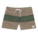 Aloha Beach Club - Tucker Trunk Khaki and Military - Aloha Beach Club