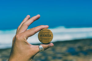 MANDA - ORGANIC SUNSCREEN