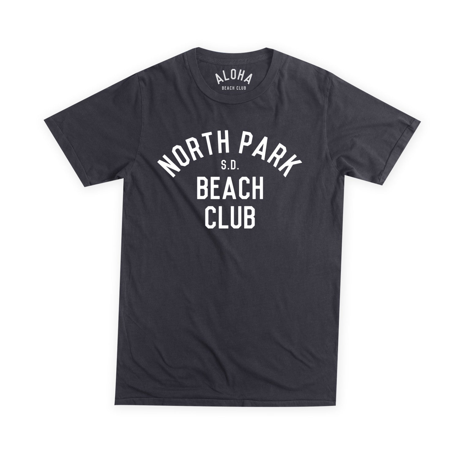 Aloha Beach Club - 6 Year North Park Tee - Aloha Beach Club