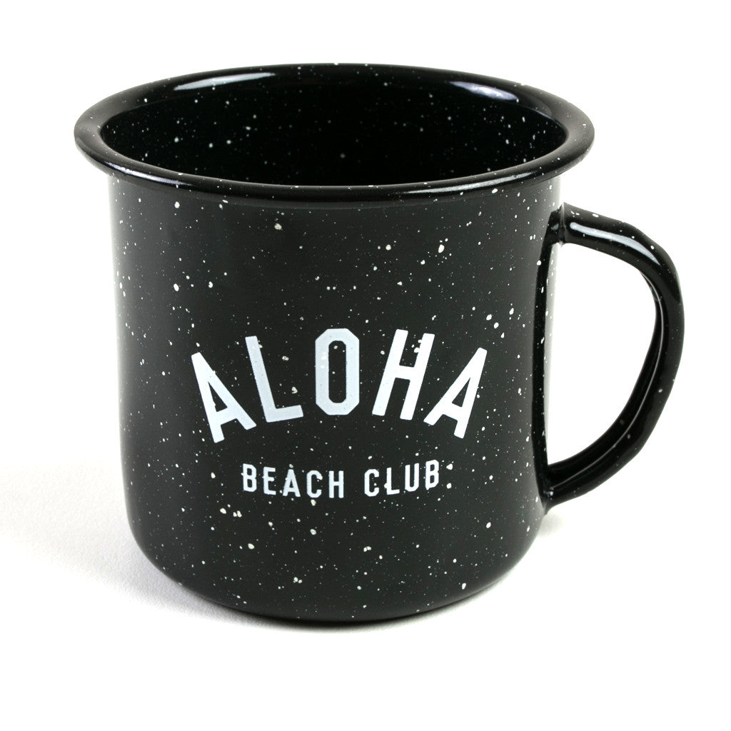 Aloha Beach Club - Crew Mug Black - Aloha Beach Club