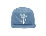 The Ampal Creative - Aloha Strap back Blue