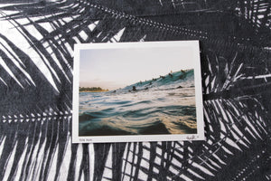 "Analogue Convergence - 8"" x 10"" Rush Hour Print - Aloha Beach Club"