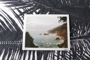 "Analogue Convergence - 8"" x 10"" HWY 1 Print - Aloha Beach Club"