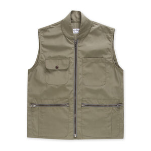 Aloha Beach Club - Gates Vest Military Green - Aloha Beach Club