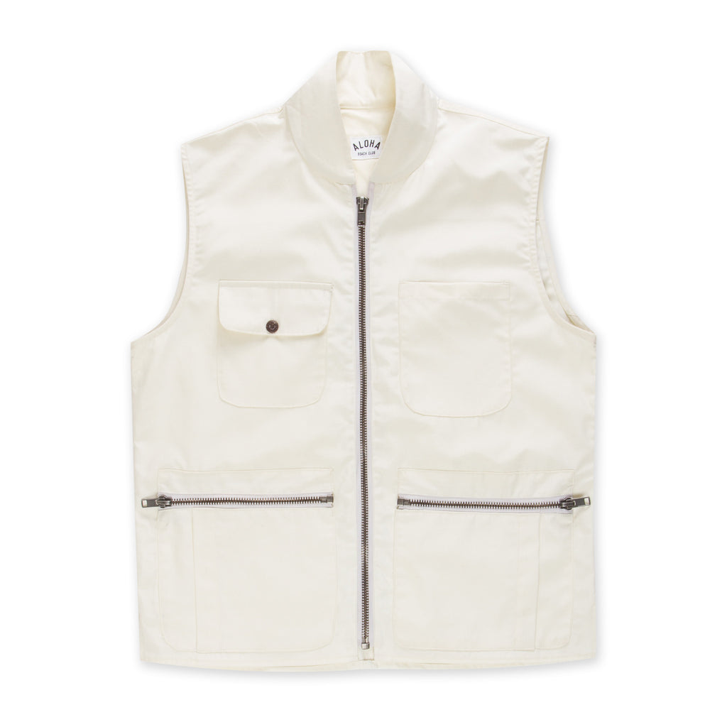 Aloha Beach Club - Gates Vest Sand/Natural - Aloha Beach Club