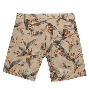 Aloha Beach Club - Hattie Floral Sand Camp Walkshort - Aloha Beach Club