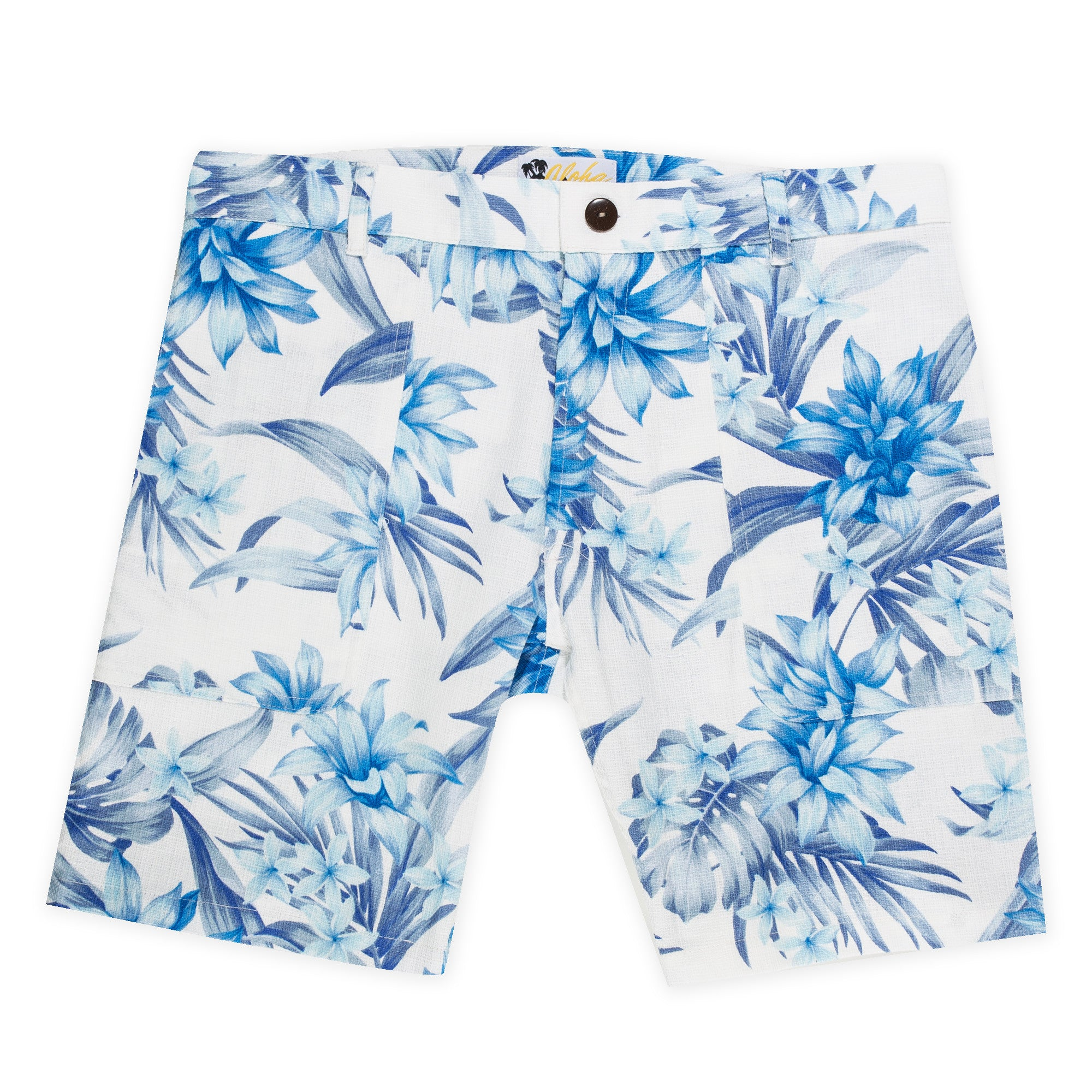 Aloha Beach Club - Hattie Floral Sea Camp Walkshort - Aloha Beach Club