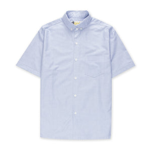 Aloha Beach Club - Jack Blue Short Sleeved Oxford - Aloha Beach Club