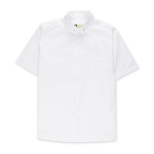 Aloha Beach Club - Jack Natural Short Sleeved Oxford - Aloha Beach Club
