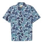 Aloha Beach Club - Kahaluu Blue Short Sleeve Aloha Shirt - Aloha Beach Club