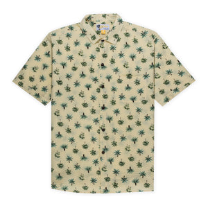 Aloha Beach Club - Kamaka Yellow Short Sleeve Aloha Shirt - Aloha Beach Club