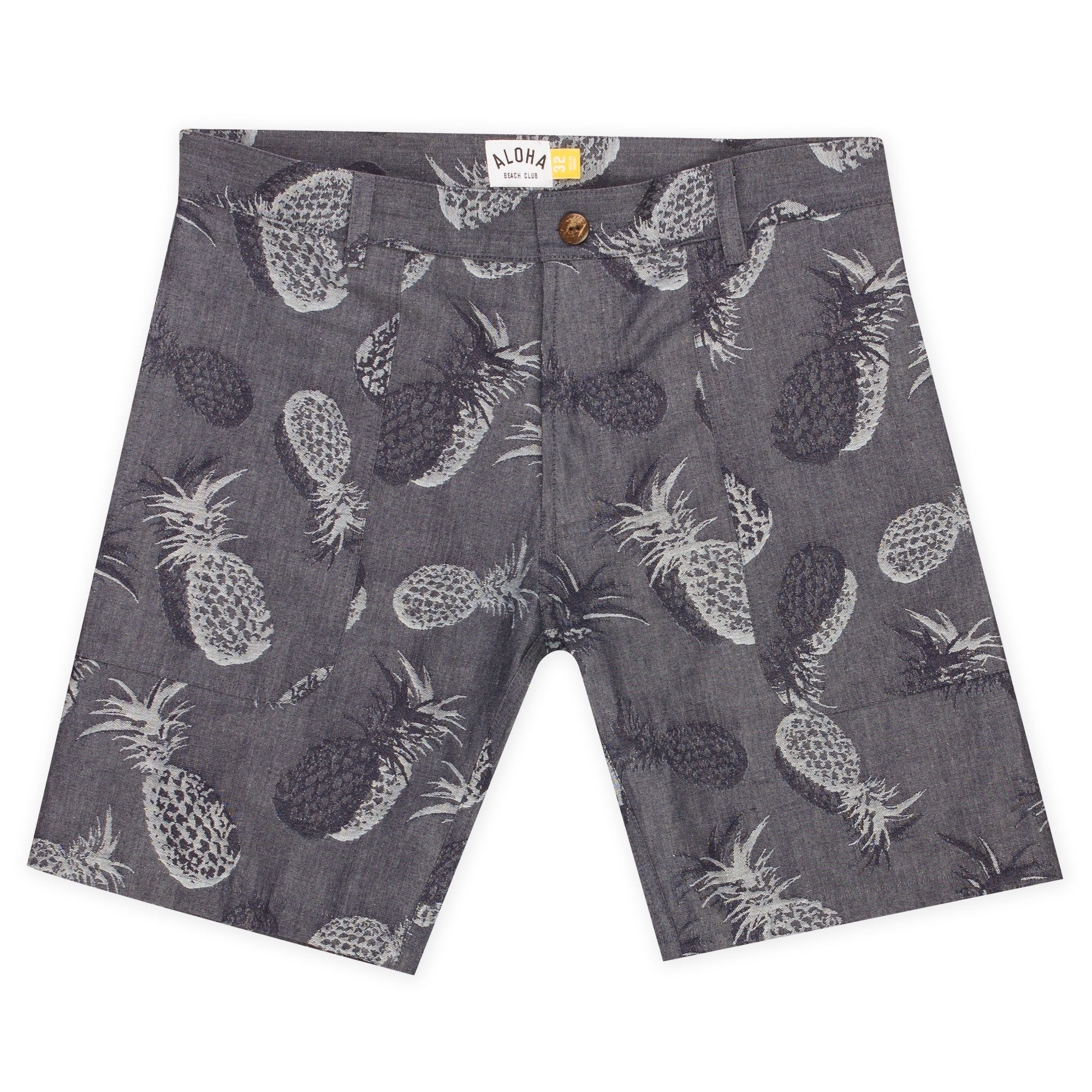 Aloha Beach Club - Keoki Camp Walkshort - Aloha Beach Club