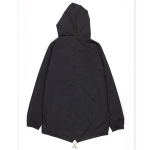 Aloha Beach Club - Konia Black Parka - Aloha Beach Club