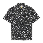 Aloha Beach Club - Makua Black Short Sleeve Aloha Shirt - Aloha Beach Club