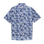 Aloha Beach Club - Tantalas Blue Short Sleeve Aloha Shirt - Aloha Beach Club