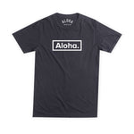 Aloha Beach Club - Nada Tee Black - Aloha Beach Club