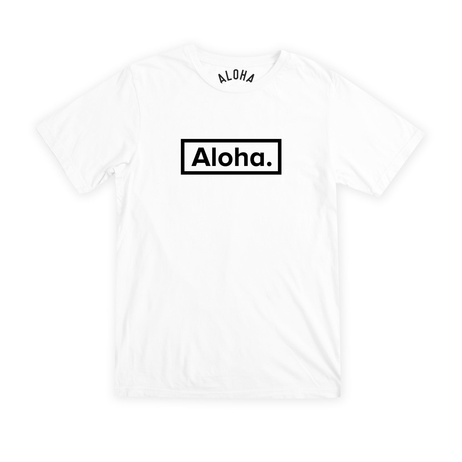 Aloha Beach Club - Nada Tee White - Aloha Beach Club