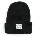 Aloha Beach Club - Charlie Beanie Black - Aloha Beach Club