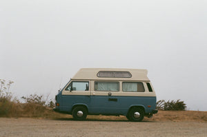 "Analogue Convergence - 8"" x 10"" Camper Print - Aloha Beach Club"
