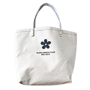 Aloha Beach Club x Bradley Mountain - Natural Twain Tote - Aloha Beach Club