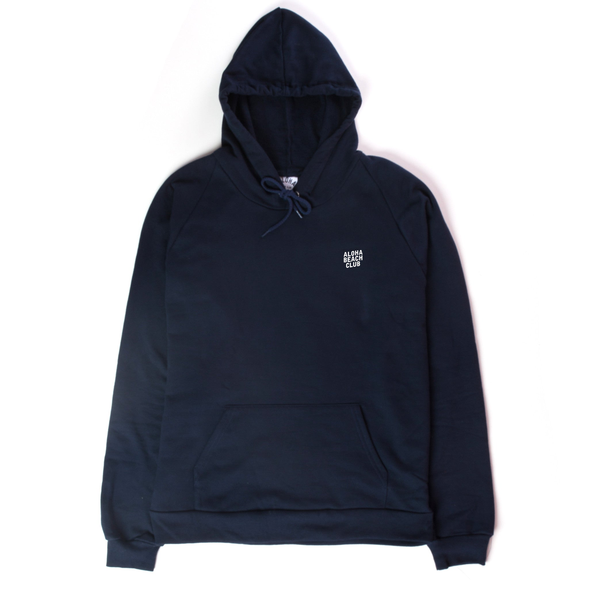 Aloha Beach Club - Breakers Hoodie Navy - Aloha Beach Club