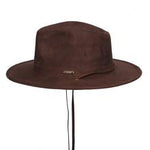 Legendary - Cowboy Suede Wide Brim Brown
