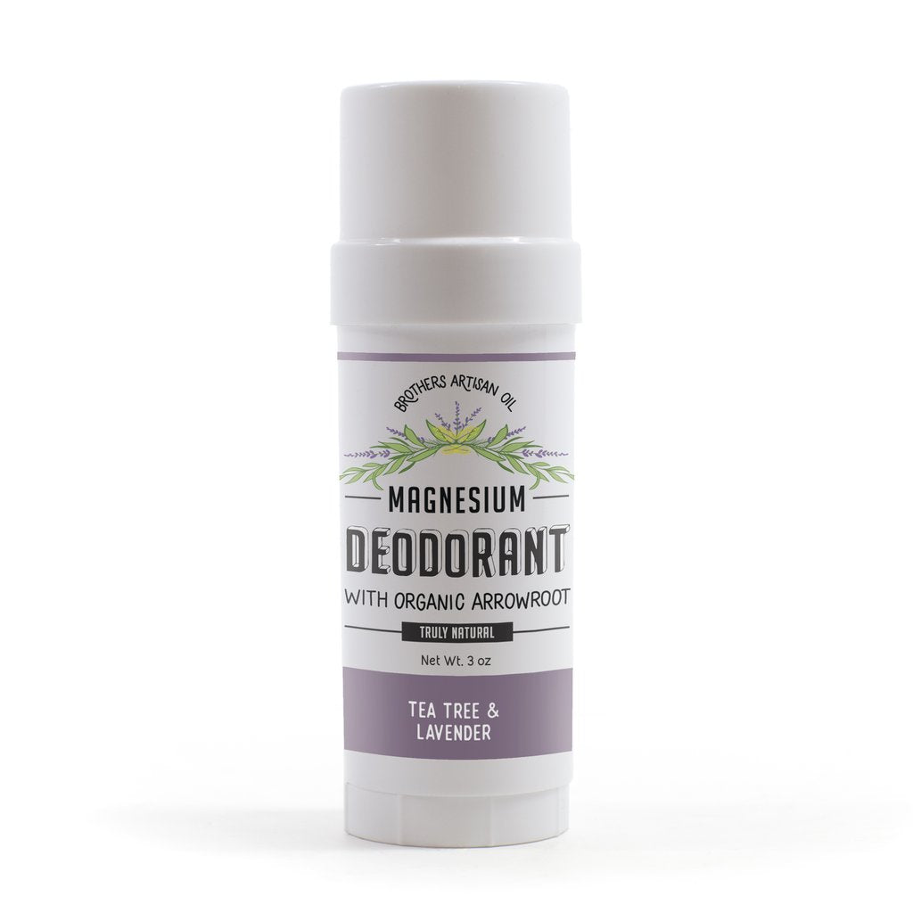 Brothers Artisan Oil - The Purifying Deodorant