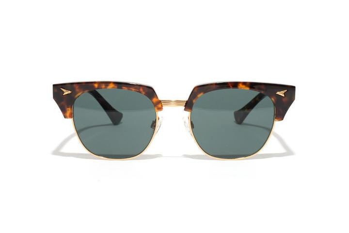EPOKHE - Neto Tortoise Polished / Gold / Green
