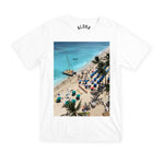 Aloha Beach Club - Hook Photo Tee White - Aloha Beach Club