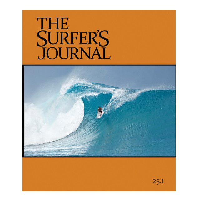 The Surfer's Journal Issue 25.1