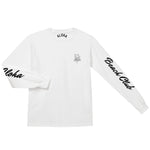 Aloha Beach Club - Local Motion Long Sleeve Shirt White - Aloha Beach Club