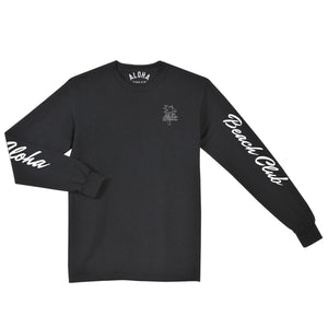 Aloha Beach Club - Local Motion Long Sleeve Shirt Black - Aloha Beach Club