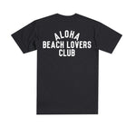 Aloha Beach Club - Lovers Black Tee - Aloha Beach Club