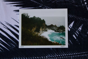 "Analogue Convergence - 8"" x 10"" McWay Print - Aloha Beach Club"