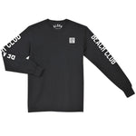 Aloha Beach Club - Black Moonshine Long Sleeve - Aloha Beach Club