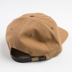 Shoots - No Problems Cap in Brown and Gold
