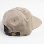 Shoots - No Problems Cap in Khaki and Brown