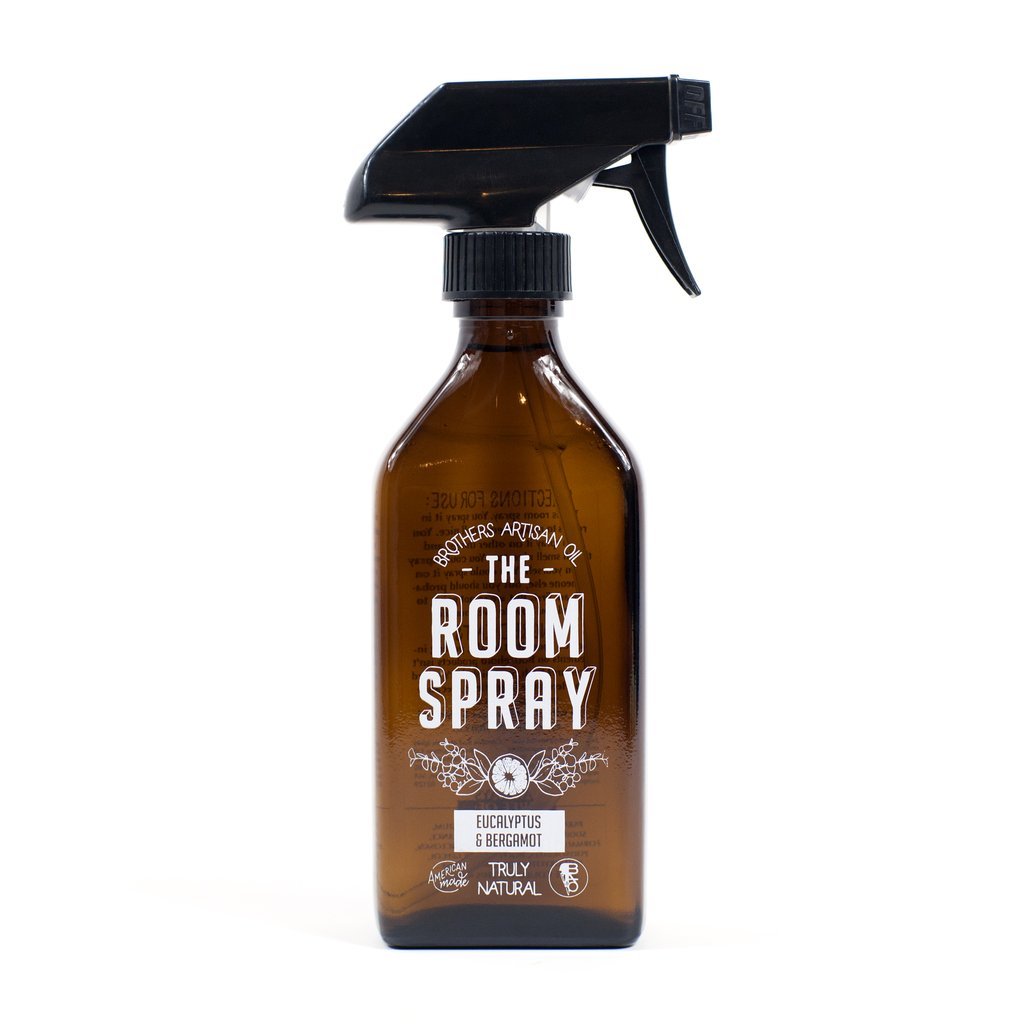Brothers Artisan Oil - The Room Spray Eucalyptus & Bergamont
