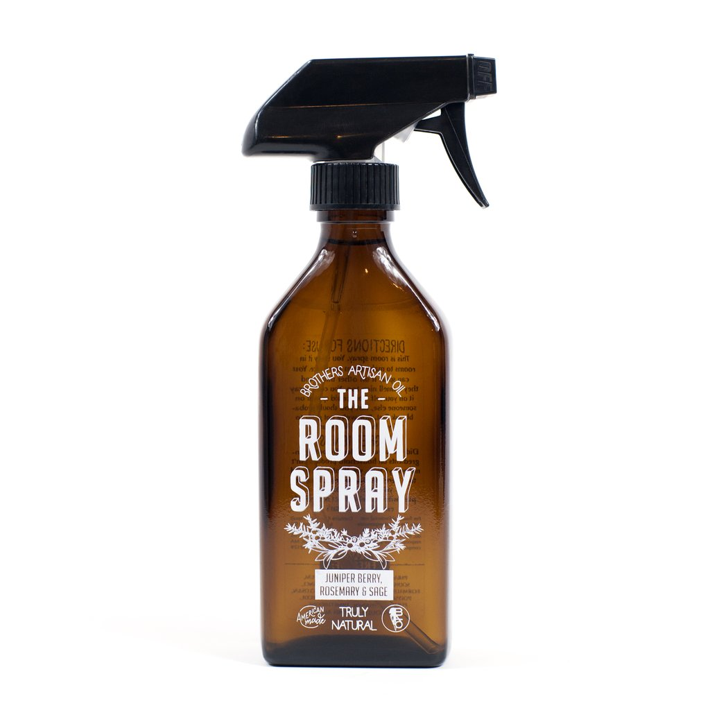 Brothers Artisan Oil - The Room Spray Juniper Berry, Rosemary & Sage