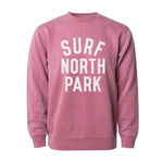 Aloha Beach Club - Surf North Park Faded Sunset Sweatshirt - Aloha Beach Club