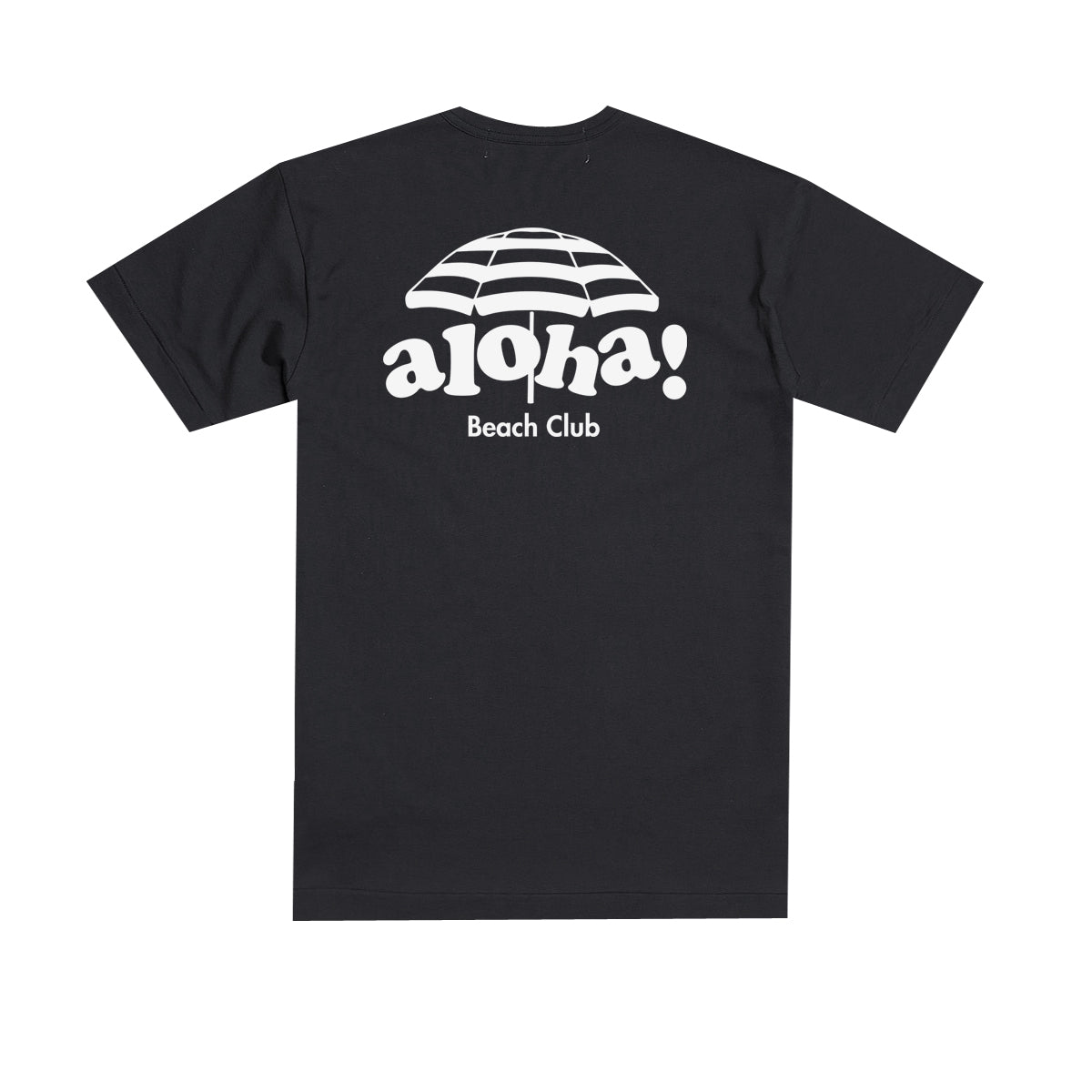 Aloha Beach Club - Shade Tee Black - Aloha Beach Club