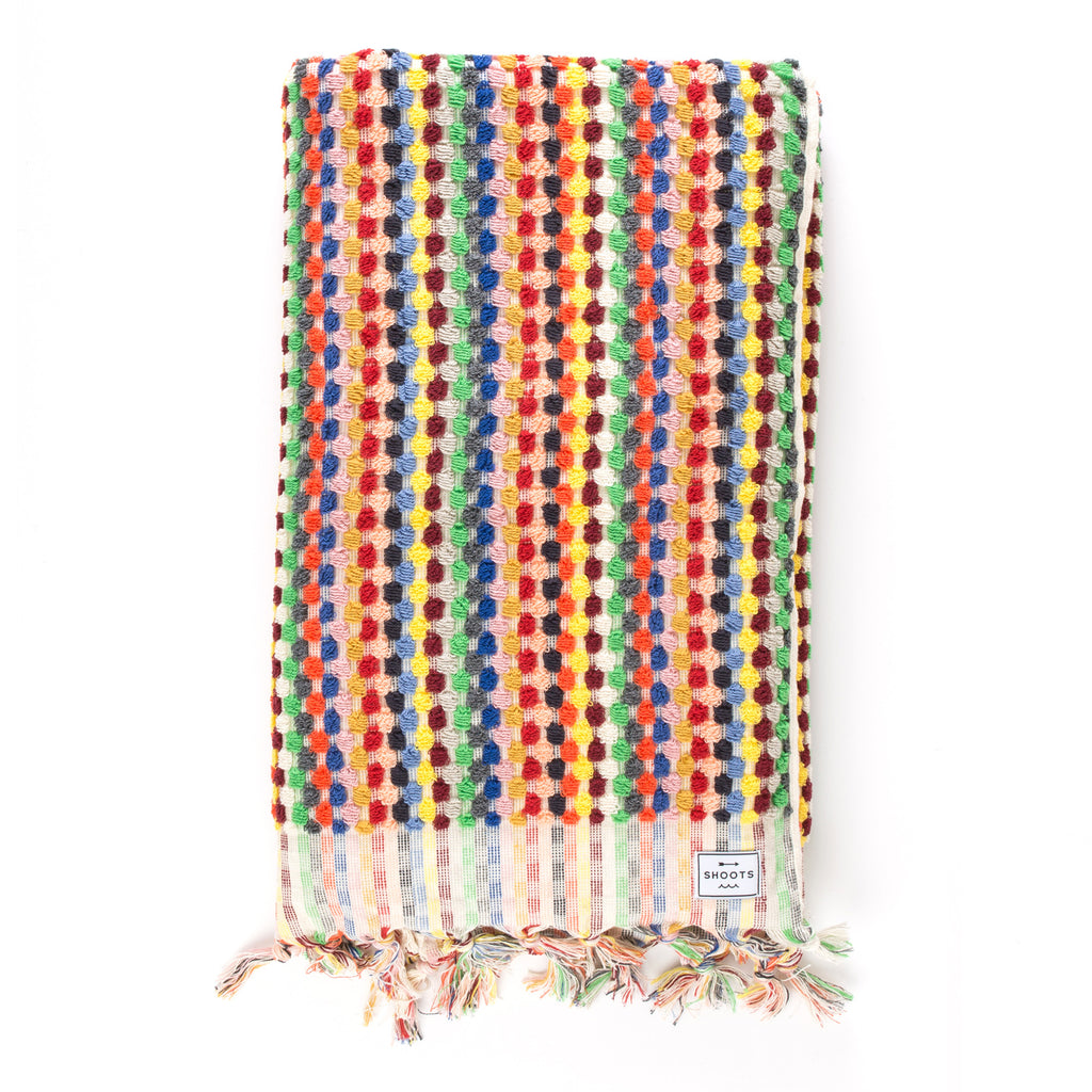 Shoots -  Presidio Multicolor Terry Towel
