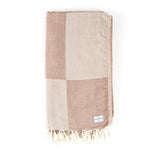 Shoots - Tribe Towel Natural Colorblock