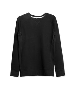 RICHER POORER -  Crewneck Sweatshirt Black