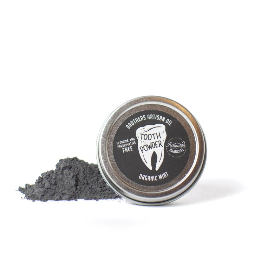 Brothers Artisan Oil - Tooth Powder