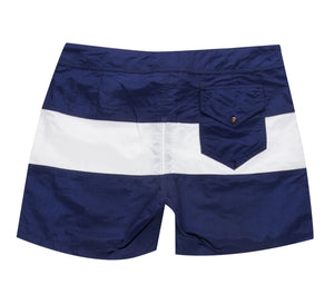 Aloha Beach Club - Tucker Trunk in Navy and White - Aloha Beach Club