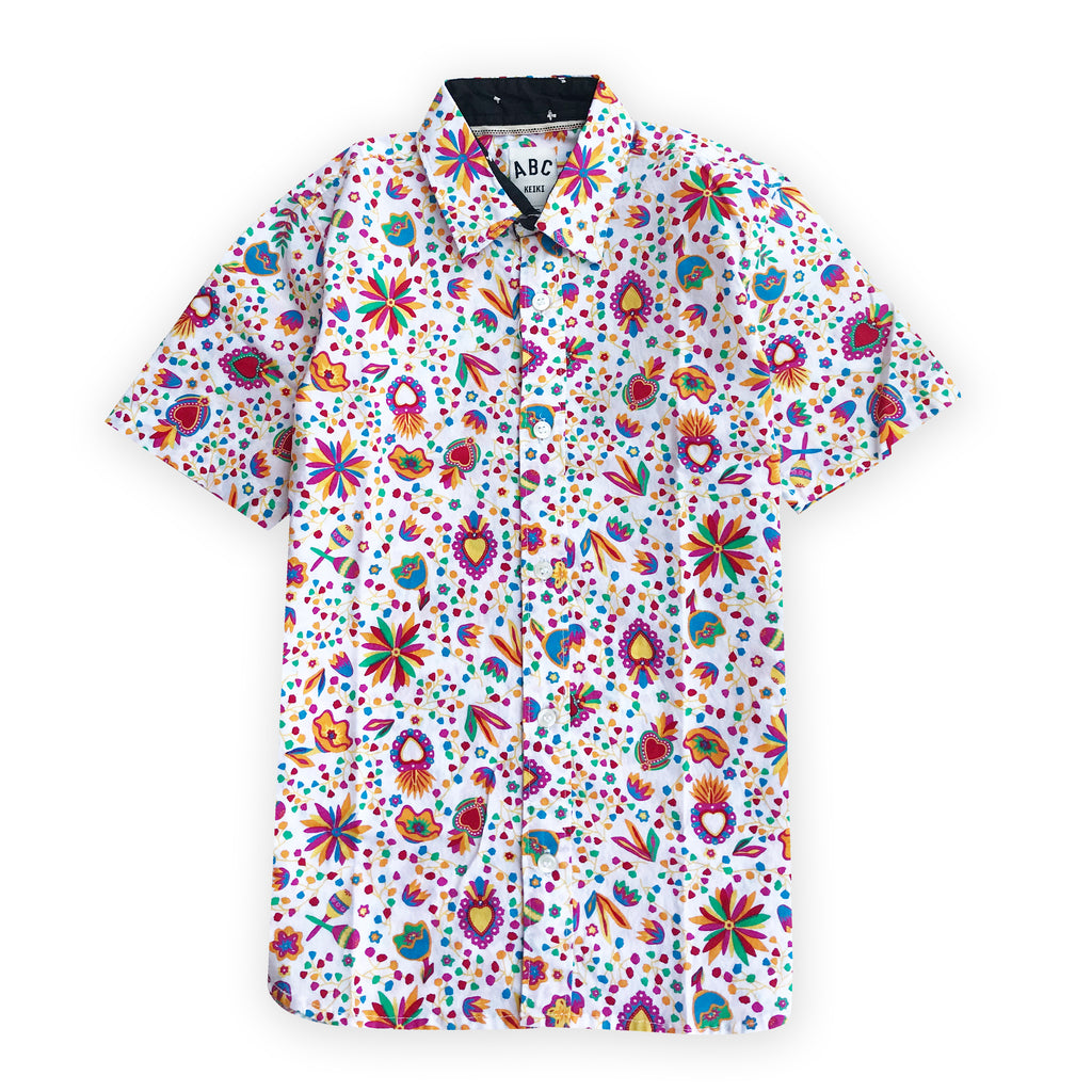 Aloha Beach Club - Kids Del Sol Aloha Shirt - Aloha Beach Club