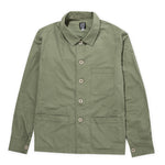 Aloha Beach Club - Pono Rip Stop Overshirt Shirt Military - Aloha Beach Club