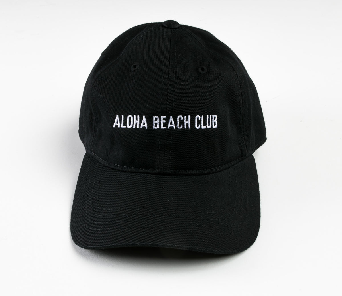Aloha Beach Club - ABC Polo Cap Black 72546252c345